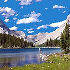 Elbow Lake by Jim Sauchyn