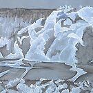 crashing surf by Hannah Clair Phillips