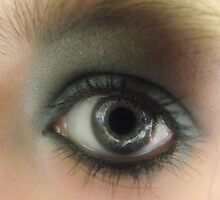 Eye make up  by Katie123123