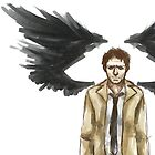 Castiel by Hotchpotch-Art