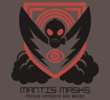 MANTIS MASKS by DREWWISE