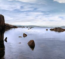 tranquil kerry view by morrbyte