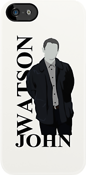 John Watson by drawingdream