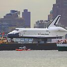 The Space Shuttle Enterprise by pmarella