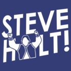 STEVE HOLT! by SamHumer