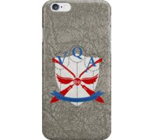 Official Victorian Quidditch Association T-Shirt iPhone Case/Skin