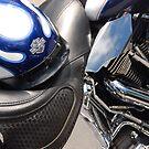 Harley Still Life by John Schneider