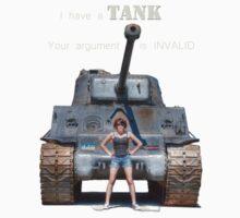 Tank Shirt Kids Clothes