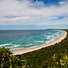 Tallow Beach - Byron Bay by Nick Peters