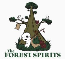 The Forest Spirits Kids Clothes