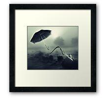 Hope Floats Away Framed Print