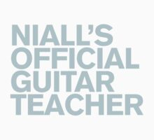 One Direction - Niall's Official Guitar Teacher by Adriana Owens