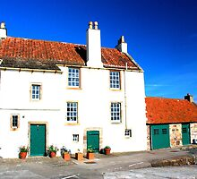 Gyles Cottage ~ Pittenweem by ©The Creative  Minds
