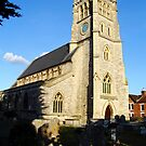 St Marys church Alverstoke, by thermosoflask