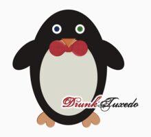 DrunkTuxedo Penguin by DrunkTuxedo