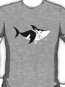 Shark with pencil T-Shirt