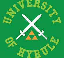 University of Hyrule by machmigo
