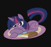 Sleepy Twilight Sparkle  by Gqualizza