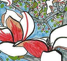 Magnolia by Katie Jurkiewicz