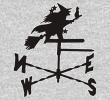 Witch Way T-Shirt by simpsonvisuals