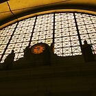 Union Station Clock - Washington, DC by SylviaS
