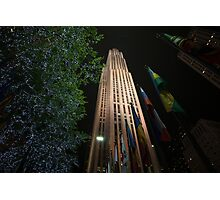 30Rock Photographic Print