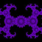 PurpleJulia1Spirograph by TonyaSanders