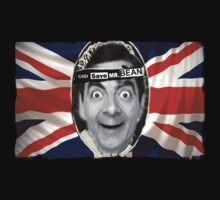 GOD SAVE MR. BEAN by Karl Willson
