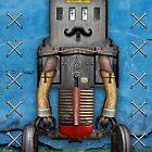 Mr. Robot by Elizabeth Burton
