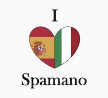 I heart Spamano by SevLovesLily