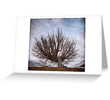 The Whomping Willow Tree Greeting Card