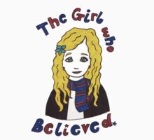 The Girl Who Believed by LittleMizMagic