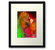 Embryo [Chorion] Framed Print