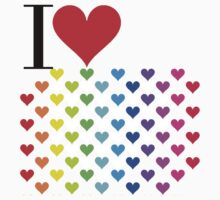 Love! by Shirts4Equality