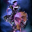 Flamenco in the moonlight by andy551