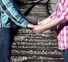 Country Love Story...On The Same Track by Sanguine