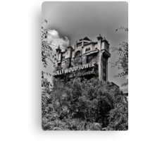 Disney Hollywood Studios - Tower of Terror Canvas Print