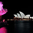 Chandeliers &amp; Opera House | Vivid Sydney | 2012 by Bill Fonseca