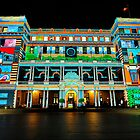 Customs House 3 | Vivid Sydney | 2012 by Bill Fonseca