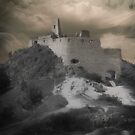 The Ruins of Čachtice Castle ~ Home of Lady Elizabeth Báthory by leapdaybride