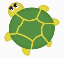 Turtle T Shirt For Children by Moonlake