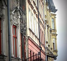 beautiful city of Krakow by Adela Jopek