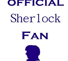 Official Sherlock fan by sherly97