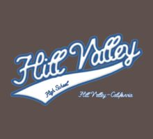 Hill Valley High School by TGIGreeny