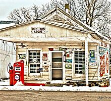 Old Country Store 2 (HDR) by Jeff Ore