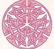 Red Meditation by Rob Bryant