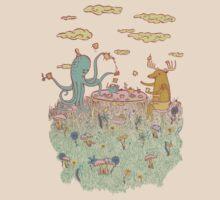 TEA & TOAST by Nichole Lillian Ryan