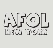 AFOL New York by Customize My Minifig by ChilleeW