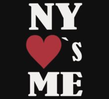 NY LOVES ME by mcdba