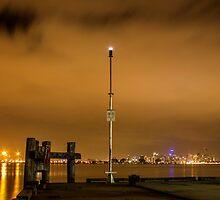 city lights #2 by ketut suwitra